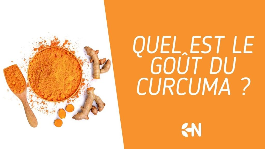 gout du curcuma
