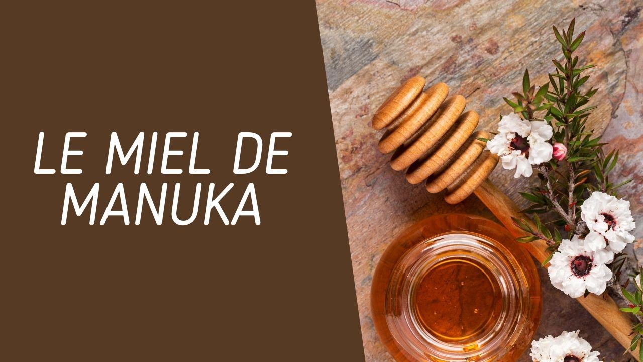 le miel de Manuka - equilibre et nutrition